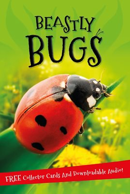 Book cover for It's all about... Beastly Bugs